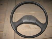 Колесо рулевое SHAANXI без оплетки (альтернативный дизайн №1) DZ95189470030-1