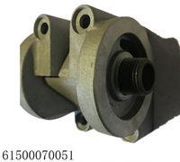 Кронштейн маслянного фильтра WP10/WD615 Евро-2 HOWO 61500070051/612600070349