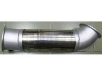 Гофра (труба выхлопная) L=600mm SHAANXI 6x4 DZ93259540361
