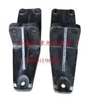 Кронштейн крепления двигателя (правый) 400*130*50 SHAANXI DZ9114598693