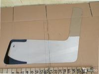 Стекло двери левое боковое (бумеранг) HOWO WG1642350003