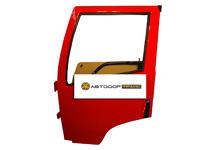 Дверь левая красная 6100055Е109 FAW