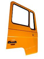 Дверь правая в сборе желтая SHAANXI 81.62600.4082