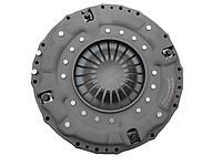 Корзина сцепления D=430 лепестковая выжимная прямой выжим WP10 300N 336N SHAANXI F3000 DZ9114160028