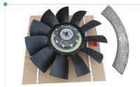 Вентилятор с муфтой в сборе DONG FENG миксер 1308060-K0801