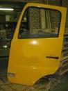 Дверь левая в сборе желт. DONG FENG 6100011-C0102