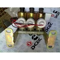 Блок 3-х (трех) электроклапанов DONG FENG 37ZD2A-54030-B ORIG