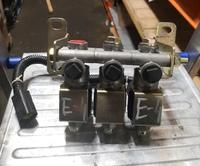 Блок 3-х электропневмоклапанов DONG FENG Евро-4 11756000 3754110-K2100