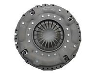 Корзина сцепления D=430 лепестковая выжимная прямой выжим SHAANXI DZ9114160026 Createk
