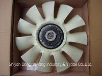 Вентилятор с муфтой в сборе DONG FENG  тягач 1308060-Т0500