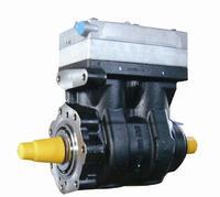 Компрессор воздушный 2-х цилиндровый WD615 Евро-2 HOWO VG1560130080 VVABCO