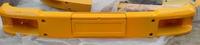 Бампер верхний (пластик) SHAANXI F2000 DZ9112930210, 81.41610.4114