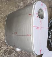 Глушитель 720x620x300 d=120mm DONG FENG 1201ZB1-002 БЕЗ ТРУБЫ