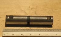 Палец передней рессоры задний L=160mm, D=30mm, 1 проточка FAW 2902481-1H