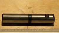 Палец передней рессоры переднего уха d=30, L=160 одна проточка FAW 2902471-1H