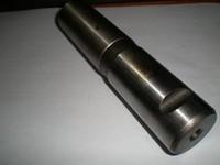 Палец серьги передней рессоры L=160mm, D=30mm, 1 проточка 2902471-116 FAW