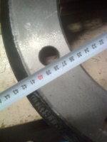 Барабан тормозной передний DONG FENG Евро-3 35S79YTA-01075 H=240mm, d=410mm
