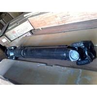 Вал карданный L=1165, 180x4x57 основной (от подвесн. до ср. моста) DONG FENG цвет. Е-2 2201010-T1400