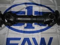 Вал карданный L=610, 165x8x52x133 межосевой FAW-3252, FAW-3312 2201010-369