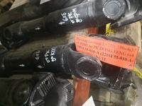 Вал карданный L=750 180x4x57 от КПП до РК DONG FENG 6x6 2201E55-010-A (2201E55-010-A-X)