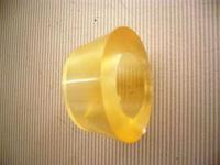 Втулка стабилизатора заднего 26x33x60/50 конусная  HOWO, SHAANXI 199100680066