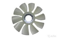 Вентилятор охлаждения 10-лопастей без обода d-620 WP10 SHAANXI 612600060215