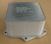 Маслоохладитель-теплообменник для ДВС CUMMINS ISF 2.8  5266955/5318533 Газель Бизнес FOTON