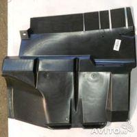 Брызговик передний пластмассовый левый SHAANXI F2000 81.61230.0067