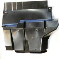 Брызговик передний пластмассовый правый (короткий) SHAANXI F2000 81.61230.0066