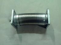 Гофра металлическая выхлопной системы DONG FENG самосвал, тягач 1202ZB1E-001