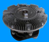 Вентилятор с гидромуфтой в сборе WP12 SHAANXI 612600060567