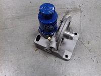 Кронштейн топливного фильтра с супер помпой  PL420-B SHAANXI, HOWO 612630080123
