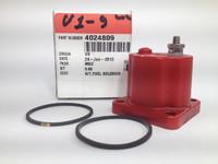 Клапан электромагнитный (соленоид) отсекатель топливного насоса CAMC M11 3054609 (4024809)