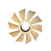 Вентилятор 10 лопастей без обода SHAANXI, HOWO VG1500060131