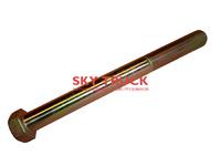Болт крепления кронштейна задней рессоры М22x230 SHAANXI, HOWO Q151B22260
