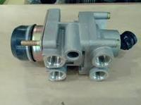 Главный тормозной кран (ГТК) SHAANXI F3000 81.52130.6148/81.52130.6239/WG9719360005/DZ9100360080