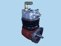 Компрессор воздушный 1-цилиндровый (конус 28-35mm) WD615/ WP10 SHAANXI 612600130390/612600130624