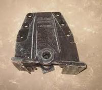 Кронштейн передней рессоры задний левый SHAANXI 99100520155 (DZ9114520155)