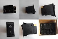 Клавиша выключатель нейтральной передачи КОМ (4 конт.) HOWO WG9719582009