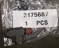 Штуцер трубки охлаждающей жидкости с термостата для ДВС Cummins KTA19, К19, 38, 50