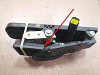 Педаль акселератора FAW-3252, Кран XCMG 1108010-417_