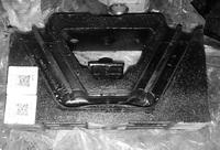 Подушка двигателя задняя ДВС CUMMINS M11 CAMC 10A2D-01060