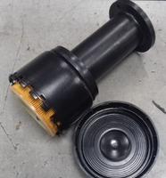 Крышка гидробака в сборе с корпусом  и фильтром HYVA HOWO 081.02.117/081.02.128