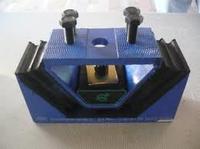 Подушка двигателя задняя WD615, WP10, WP12 (208х119х70)  AZ9725590031 99100590031 СИНЯЯ