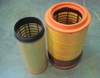 Фильтр воздушный большой К2841(RU) 1109070-50А  FAW, HOWO Е-3/4 LEO