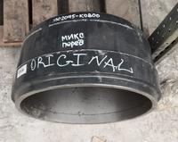 Барабан тормозной задний DONG FENG миксер 3502075-К0800 ORIG
