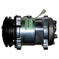 Компрессор кондиционера WP10 SHAANXI `XMT-5H14 DZ13241824110 (20100403916)