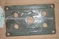 Проставка подушки рессоры задней HOWO AZ9725520266