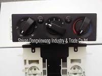 Блок управления отопителем и кондиционером в сборе (3 ручки) DONG FENG 8112010-C0101